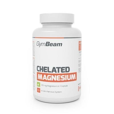 Picture of TABLETS MAGNESIUM CHELATE 90pcs GYMBEAM