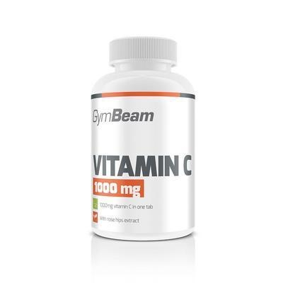 Picture of TABLETY VITAMIN C 1000mg 30ks GYMBEAM