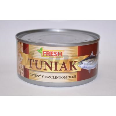 Picture of TUNA IN VEGETABLE VEGETABLE 185g / PP 130g FRESH