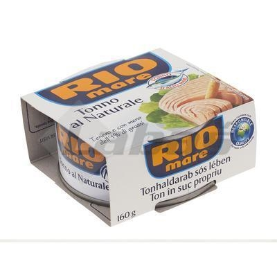 Picture of TUNA IN YOUR OWN JUICE 160g / PP 112g RIO MARE