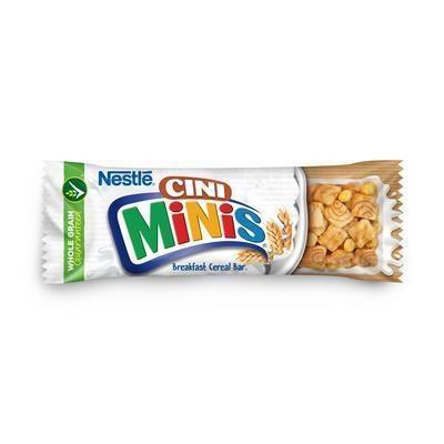 Picture of CINI MINIS BAR CEREALS + MILK 25g -5903