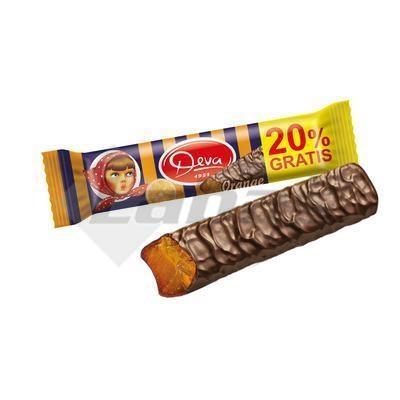Picture of DEVA ORANGE BAR 30g + 20% FREE