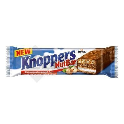 Picture of KNOPPERS NUTBAR 40g STORCK