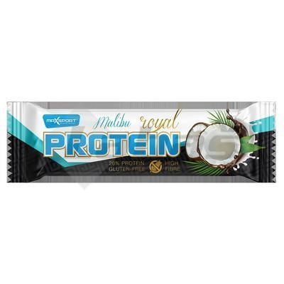 Picture of PROTEIN BAR MALIBU 60g ROYAL MAX SPORT