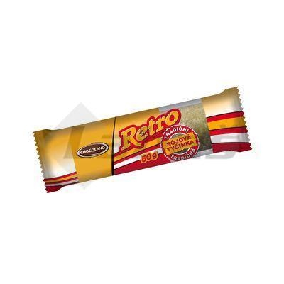 Picture of RETRO SOY BAR 50g CHOCOLAND GLUTEN FREE