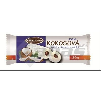Picture of I AM A COCONUT COCOA FILLING 50g CHOCOLAND