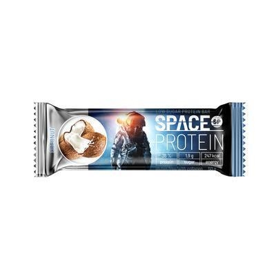 Picture of SPACE PROTEIN BAR COCONUT BAR 50g GLUTEN FREE