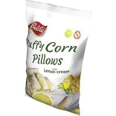 Picture of PILLOWS CORN LEMON PACKAGE 70g GLUTEN FREE