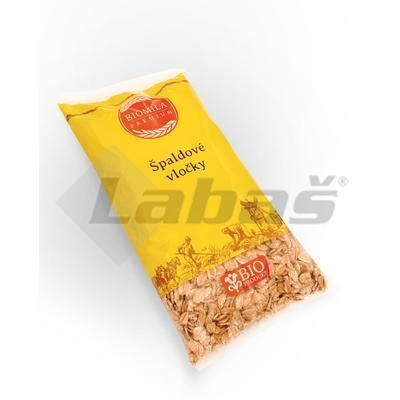 Picture of ORGANIC SPELLED FLAKES 250g BIOMILA