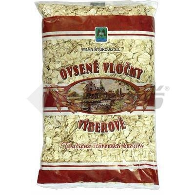 Picture of OAT FLAKES SELECTIVE 400g MILL ŠTÚROVO