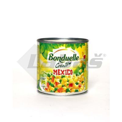 Picture of ZELENINA CREATIVE MEXICO 425ml 340g / PP 280g BONDUELLE