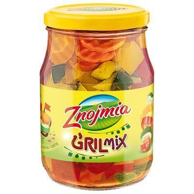 Picture of VEGETABLE MIXTURE PARTY MIX 340g / PP 175g ZNOJMIA