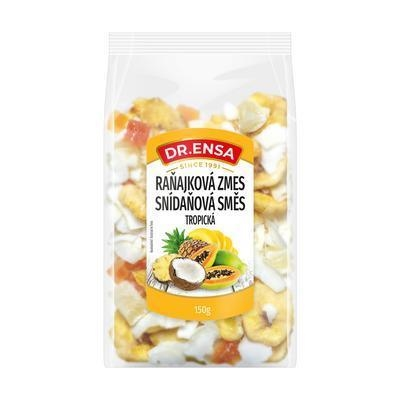 Picture of TROPICAL BREAKFAST MIXTURE 150g ENSA