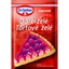 Picture of JELLY TORTED RED 10g OETKER