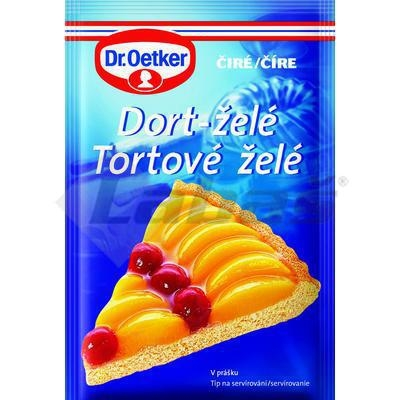 Picture of JELLY TORT CLEAR 10g OETKER