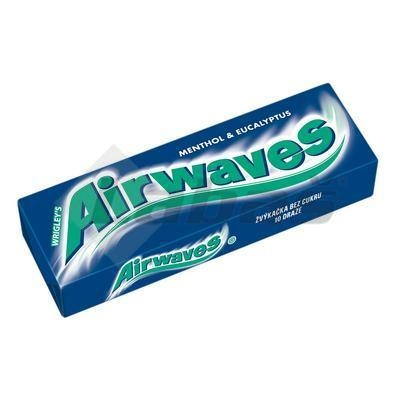 Picture of AIRWAVES MENTOL & EUKALYPTUS 14g PRECIOUS BLUE