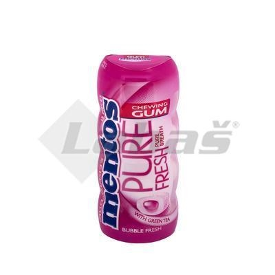 Picture of MENTOS PF BUBBLE FRESH Chewing gum 30g