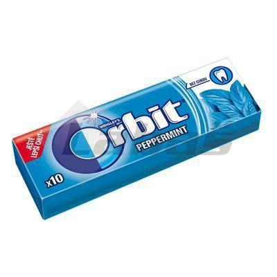 Picture of ORBIT PEPPERMINT 14C PRECIOUS BLUE