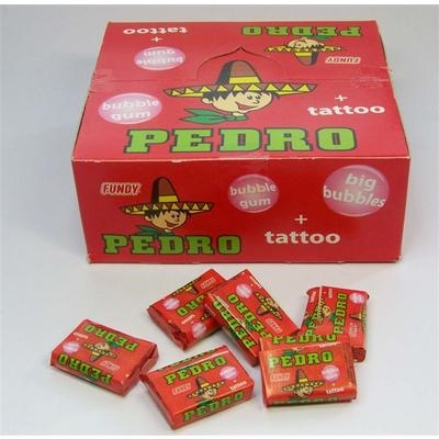 Picture of PEDRO CHEESE FRUIT FLAVOR + TATTOO 5g