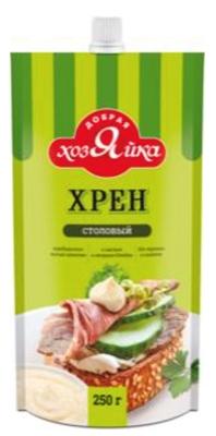 Picture of HOZAIKA - Table Horseradish 250g (box*16)
