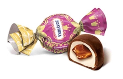 Picture of AVI - Sweets ZOLUSKA glazed, 1kg £/kg (box*4)