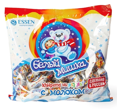 Picture of AVI - Sweets BELIJ MISHKA, 500g (box*4)
